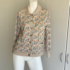 BEAUTIFUL VINTAGE SWEATER SIZE SMALL